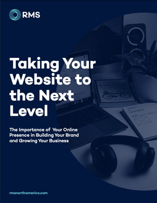 eBook Cover - Taking Your Website To The Next Level